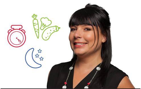 Isabelle Corriveau, Conseillère, Santé en milieu de travail