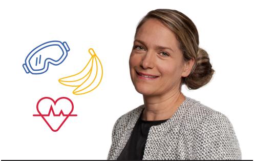 Isabelle D'Aoust, CPA, CMA, Directrice principale, Finances, Administration et Santé