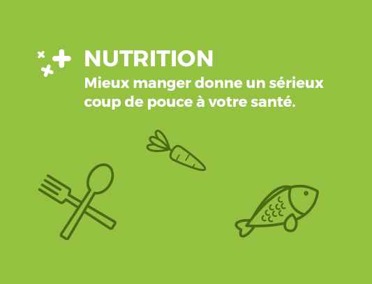 Nutrition santé en entreprise